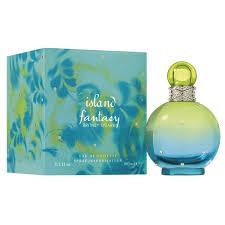 <b>Britney Spears Island Fantasy</b> Eau De Toilette 100ml - Perfume ...