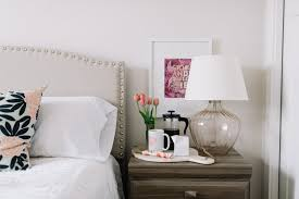 Image Styling Brit Co 24 Ways To Style Your Bedside Table Brit Co