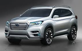2018 subaru ascent release date.  release 2019 subaru ascent concept for 2018 subaru ascent release date