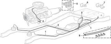 original material pre bent fuel lines 1966 77 ford bronco lmc Fuel Line Diagram original material pre bent fuel lines fuel line diagram poulan chainsaw