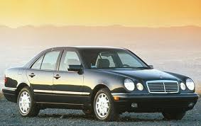 1996 Mercedes-Benz E-Class - Information and photos - ZombieDrive