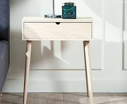 bedside tables and bedside cabinets in various colours