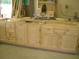 Reused Kitchen Cabinets Fashioned Knotty Pine Kitchen Cabinets