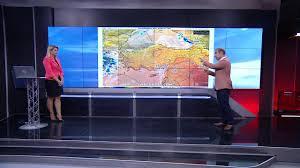 Akdeniz'de mini tayfun! Son dakika hava durumu haberleri - CNNTurk Haberler