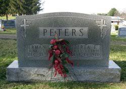 Berta Elvira Grady Peters (1891-1970) - Find A Grave Memorial