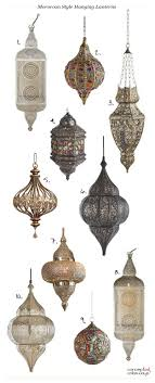 moroccan inspired lighting. moroccan style hanging lanterns moroccan inspired lighting