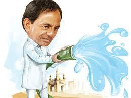 Telangana Freedom Fighters Chart Telangana Governments Main Projects Revolve Around Water