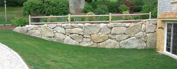 interesting retaining native boulder retaining walls to rock wall