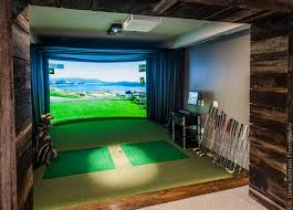 Golf Simulator Lighting What To Expect Home Automation