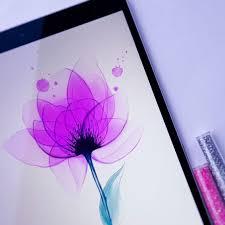 эскиз тату татуировки татуировка пион цветок прозрачный рентген