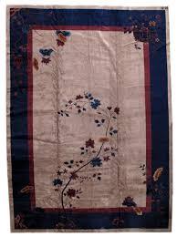 hand made antique art deco chinese rug 11 4 x 15 8 347cm x 481cm 1920 1b469