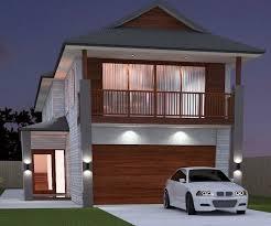 small block house plans impressive design ideas 9 narrow block homes 9m narrow block house designs