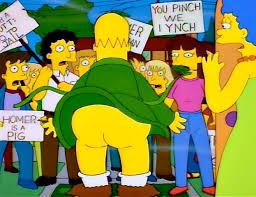 Homer Vending Machine Impressive Homer Simpson On Trial The Many Crimes Of Homer Simpson Court