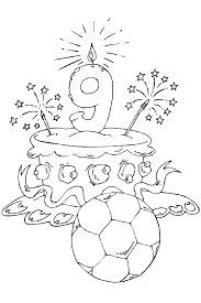 Small Picture Happy Birthday coloring pages to color in on your birthday