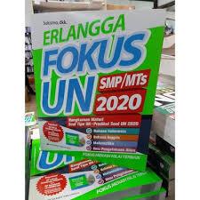 Check spelling or type a new query. Kunci Jawaban Erlangga Fokus Un Smp 2020 Revisi 2021