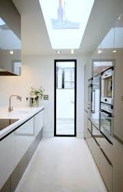 Awesome Galley Kitchen Design Idea 35