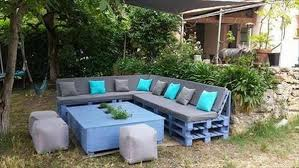 wooden pallet garden furniture. Pallet Patio Furniture Wooden Garden