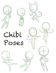 chibi poses this is good reference chibis chibi chibi poses this is good reference
