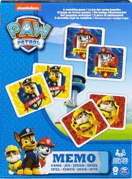 <b>Paw Patrol</b> Обучающая игра <b>Memori</b>