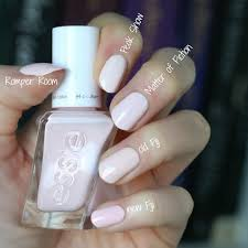 Essie Color Chart 2018 Essie Gel Couture 2018 Enchanted Collection Swatches