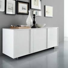 modern buffet tables amazing white buffet table — all furniture