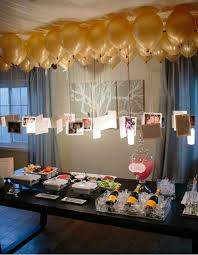 decoration for office. Balloons And Ribbons New Year Office Decoration Ideas Home For B