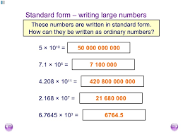 standard form physics writing numbers in standard form custom paper writing service