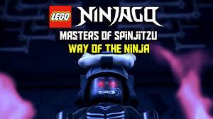 Is 'LEGO Ninjago: Masters of Spinjitzu: Way of the Ninja' on Netflix UK?  Where to Watch the Movie - New On Netflix UK