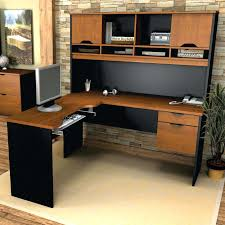 office corner desk with hutch. Stunning Image Of Large Surface Desk Ideas Office Interior Depot Corner Hutch With