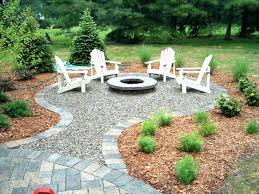 swinging pea gravel fire pit image of outdoor patio pea gravel fire pit ideas pea gravel