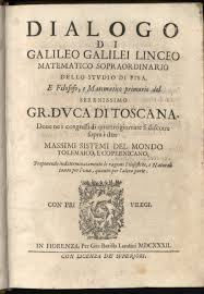 book of the week dialogo di galileo galilei rare books news