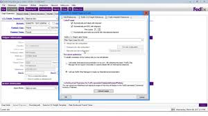 Ltl Freight Quote Setting your LTL freight preferences with FedEx Ship Manager 28