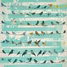bird on a wire graphic art on canvas on birds on wire canvas wall art with birds on a wire canvas art wayfair