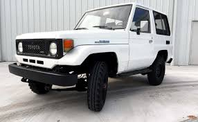 1989 Toyota Land Cruiser BJ70 LHD for sale on BaT Auctions - sold ...