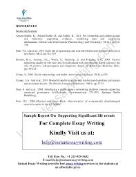 supporting significant life events sample by instant essay writing  13