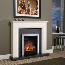 image result for modern fireplaces electric
