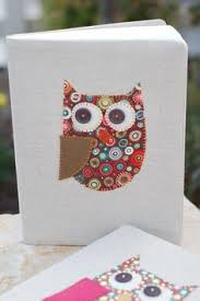 all things simple crafts owl notebook sarah would love this