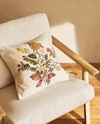 zara home cushions printed cushions