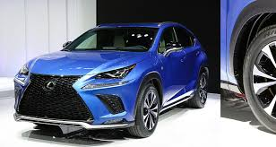 2018 lexus midsize suv. unique suv after extensive searching here is the only known photo gallery of  updated 2018 lexus nx f sport at shanghai motor show u2014 big shout out to car watch  intended lexus midsize suv