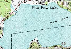 Paw Paw Humminbird Chartselect