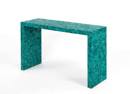 tin furniture. turquoise console table by kam tin 2 furniture