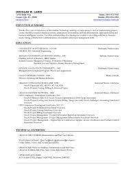 Cover Letter Sample System Analyst Resume Sample Resume