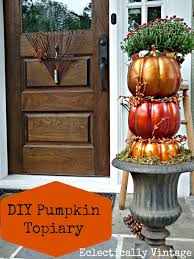 fall porch decorating tons of great diy ideas here kellyelko com
