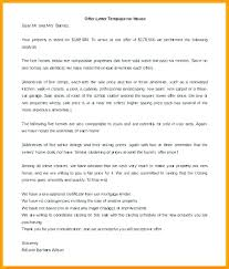 Cleaning Proposal Letter Magnificent Commercial Lease Proposal Template Offer Letter Free Templates