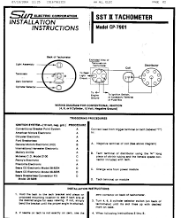 sun tachometer wiring diagram dolgular com sunpro super tach 2 troubleshooting at Sun Super Tach 2 Wiring Diagram