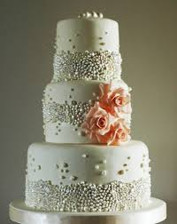 8 Modern Elegant Wedding Cakes 2 Teer Photo Simple Wedding Cake