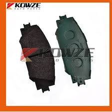 Front Brake Pads Kit for Toyota Corolla 2008 2013 Scion XD 2007 ...