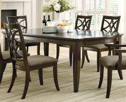 Ethan Allen Livingston Dining Table Meredith Espresso Rectangular Extendable Dining Table From Coaster