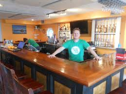 dewey beach club owner jeff treacy is all smiles in the refurbished bar area of what used to be port by chris flood