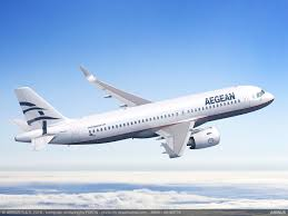Aegean Travel Light Aegean Commits To 30 A320neo Family Aircraft Commercial